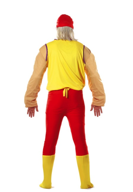 Costume Hulk Hogan adulto per 24,95 €